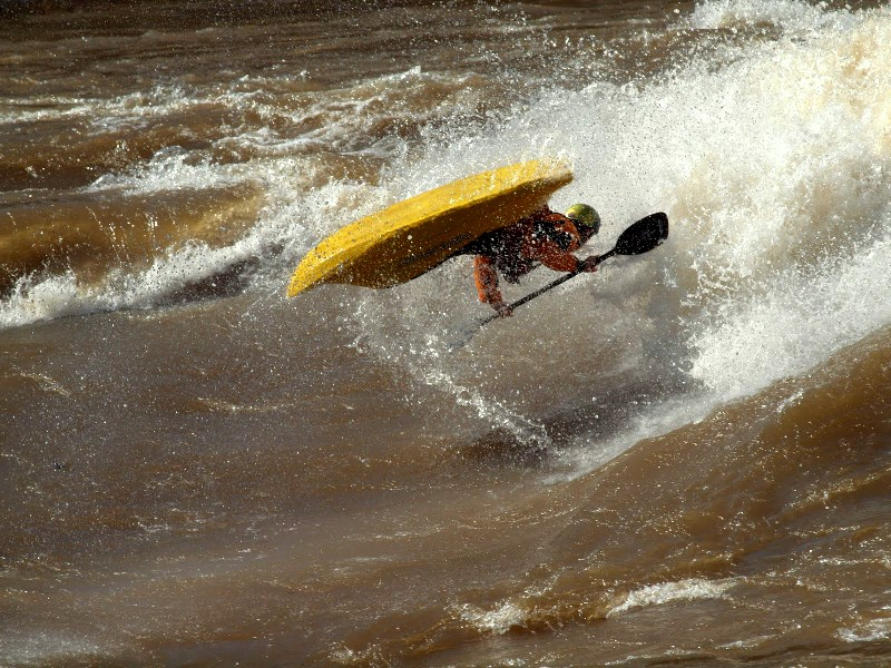 WV's 2011 Spring Marks Record Water & Whitewater